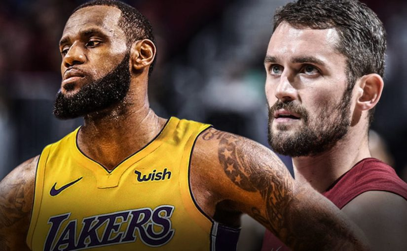 Does LeBrons migration West hurt the Cavs or help the Lakers more?