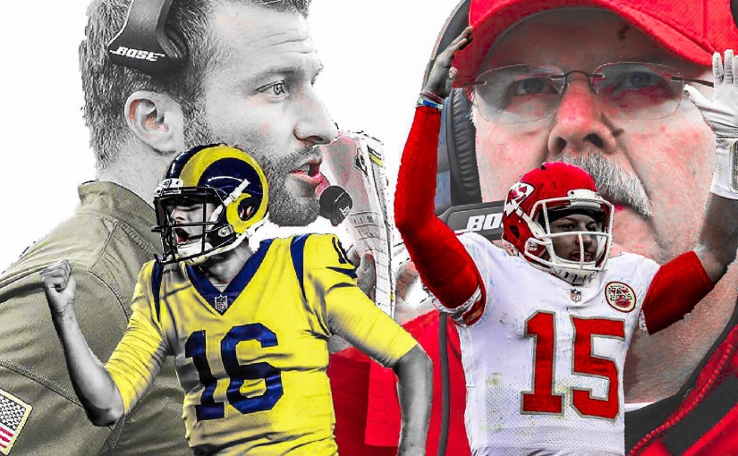 Running Twitter Feed – Chiefs vs Rams